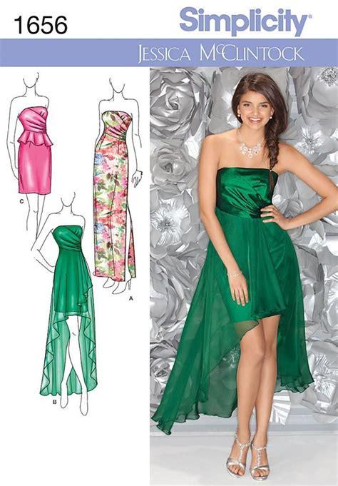 Simplicity 1656 Sewing Pattern Ladies Teens Special ...
