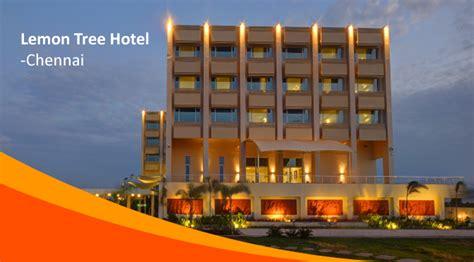 Lemon Tree Hotels | Hotels in Chennai - Deira Travels