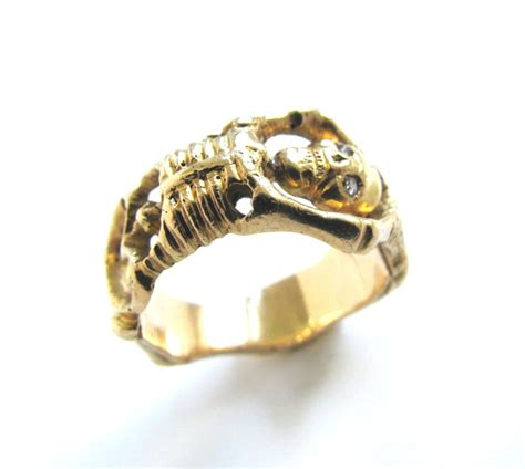 A Gold Skeleton Ring  Kimberly Klosterman Jewelry Archives. Different Color Wedding Rings. Surprise Engagement Rings. Diamond Frame Engagement Rings. Druzy Rings. Hippie Wedding Rings. Engagement Kerala Rings. Unique Stacking Wedding Wedding Rings. Proposal Engagement Rings