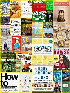 Cheshirelibrary  50 Must-read How-to Books