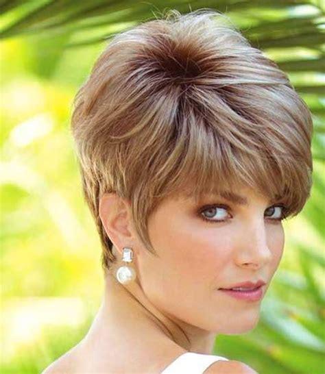 short layered hairstyles short hairstyles