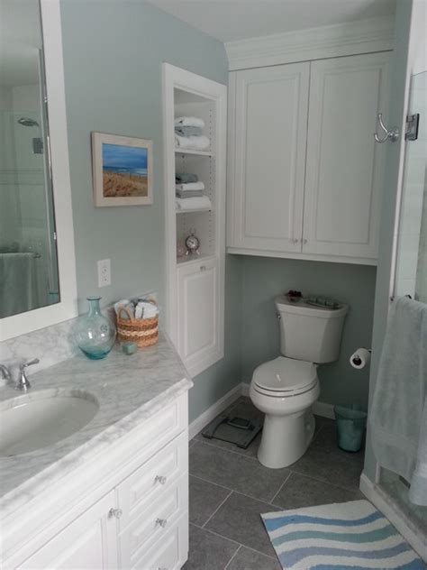 built in bathroom cabinets built in shelving and wall cabinet traditional