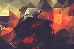 Wallpaper, Illustration, Abstract, Minimalism, Red, Low