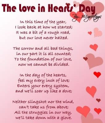 Valentine's Day Mom Poems