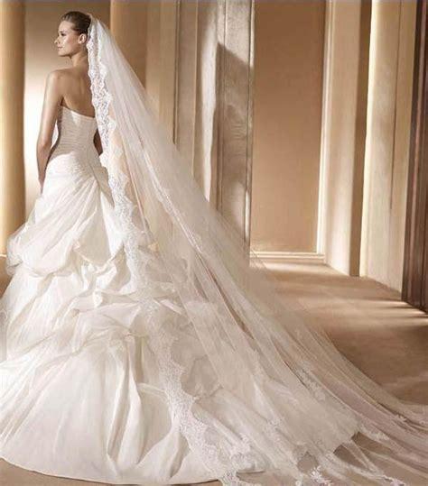 Long Wedding Veilhmmm Wedding Ideas Pinterest