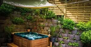 Salon Exterieur Pas Cher : un spa ext rieur pas cher votre plaisir dans l 39 eau ~ Dailycaller-alerts.com Idées de Décoration