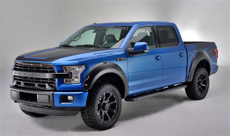 2016 Roush Performance Ford F-150 Arrives With 600 Hp