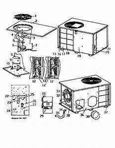 Coleman    Evcon Ind  Central Air Conditioner Parts