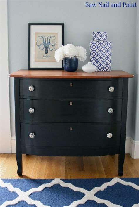 black painted bedroom 17 best ideas about black painted dressers on pinterest 10867 | c4757b401c039f8ed94a54052b345698