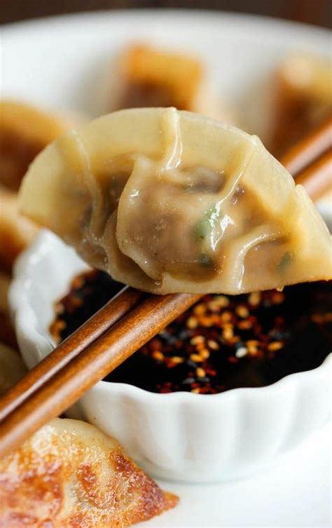 what are potstickers potstickers recipe homemade homemade dumplings and my mom
