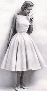 sweet 50's dress modeled by Gretchen Harris | 50's Glam ...