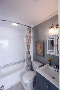 Top, 10, Small, Bathroom, Makeovers, In, 2017