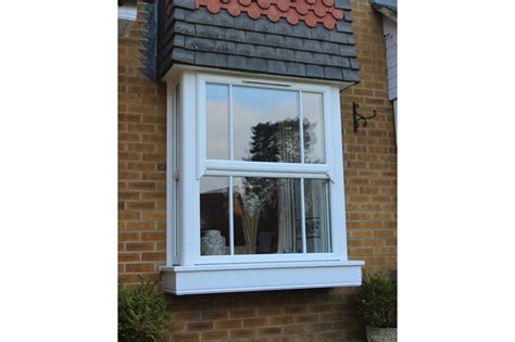upvc mock sliding sash windows finchampstead berkshire
