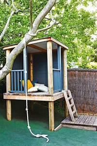 Domek dla dzieci w ogrodzie - inspiracje ze świata Projekt