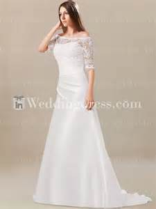 informal plus size wedding dresses