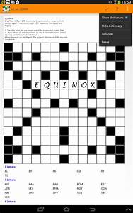 Fill It In Crosswords  Words Fit Puzzles