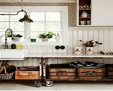 Ideas For Kitchen Designs by Vintage Kitchen Design Ideas