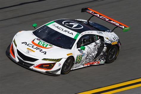 Race Cars by Acura Nsx Gt3 Now Available As Customer Race Car
