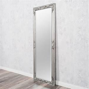 Barock Spiegel Silber : spiegel bessa barock silber antik 140x50cm 2831 ~ Indierocktalk.com Haus und Dekorationen