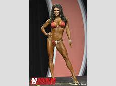 Amanda Latona Evolution of Bodybuilding