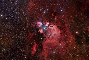 APOD: 2014 June 18 - NGC 6334: The Cat's Paw Nebula
