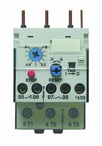 Thermal Overload Relay  Mcor