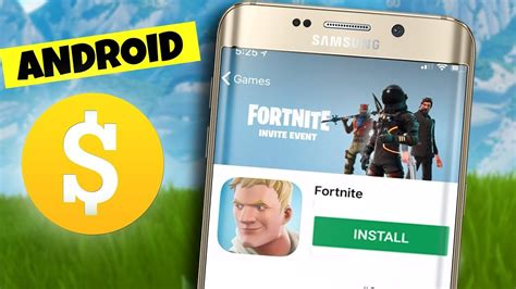 heres  fortnite mobile android beta   release