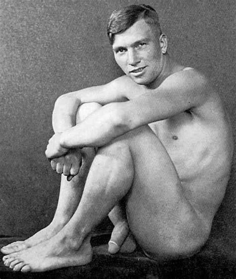 Bigdick 1930k  In Gallery Vintage Gay Photos Art