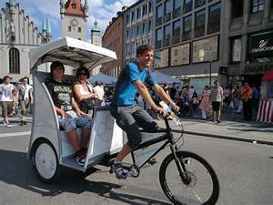 Taxi Berechnen München : rikscha mobil die pedalhelden rikschas co in m nchen ~ Themetempest.com Abrechnung