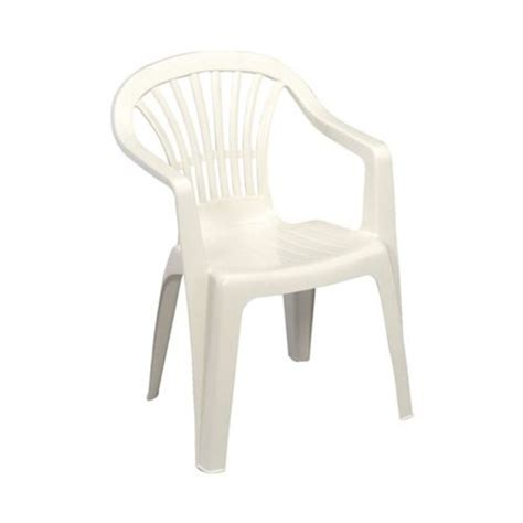 chaises de jardin pas cher progarden fauteuil de jardin altea blanc pas cher