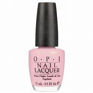 OPI In The Spot-Light Pink - Nail Lacquer (15ml) | Free ...