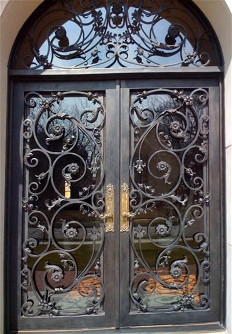 wrought iron doors gallery ornamental forged iron