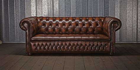 Chesterfield Settee by Chesterfields Of The Original Chesterfield Company