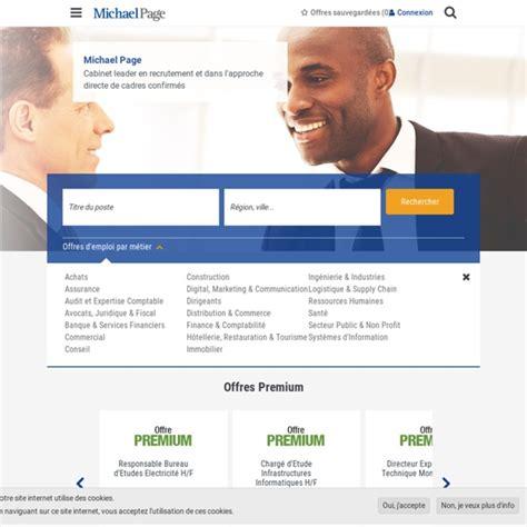 cabinet de recrutement michael page michael page cabinet de conseil en recrutement de cadres offres d emplois pour les