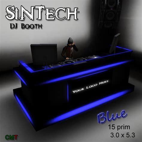 life marketplace sintech dj booth bluebox