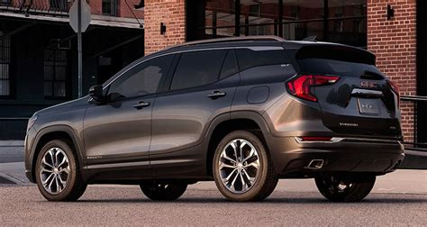 gmc terrain gains refinement consumer reports