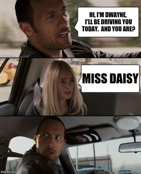 Driving Miss Daisy Meme - this ain t uber imgflip