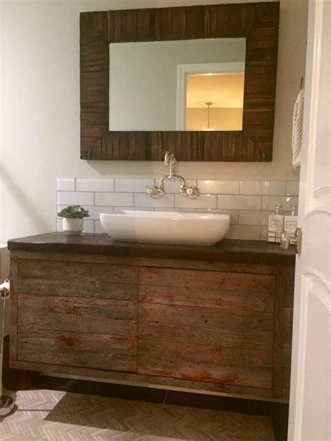 cabinet decoration ideas bathroom endearing reclaimed wood bathroom vanity design