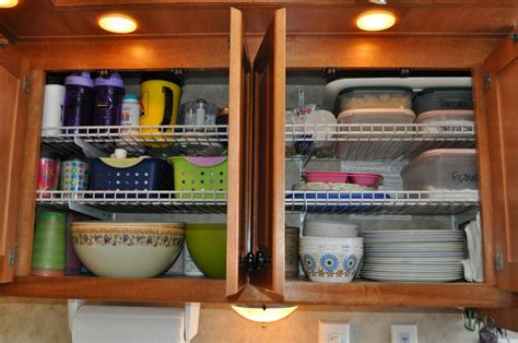 airtight kitchen canisters 24 easy rv organization tips