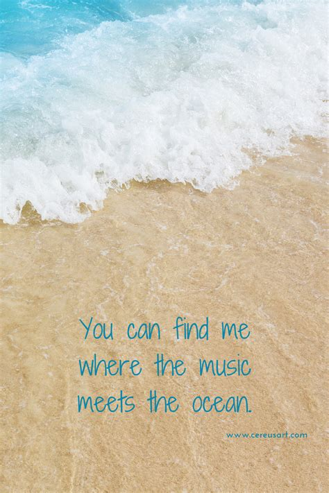 songs with beach quotes