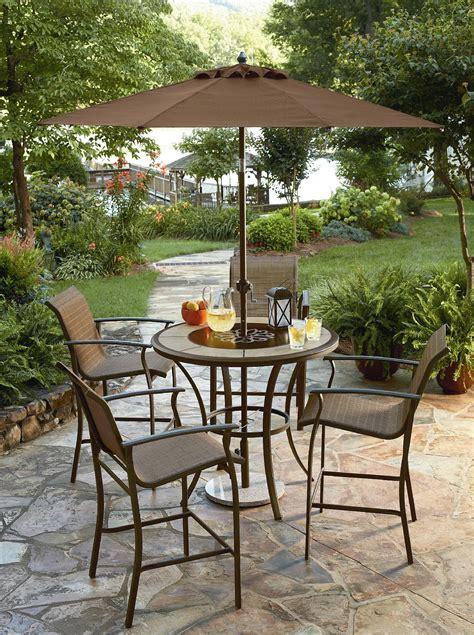 kmart patio bar sets essential garden welles bar table limited availability
