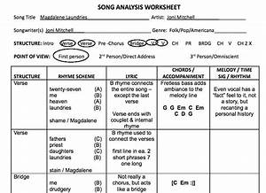 songwriting worksheets songchops With song structure template