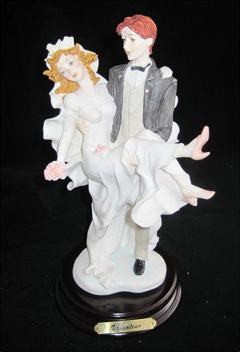 valentinos wedded bliss capodimonte statue