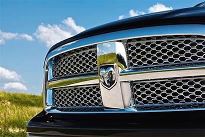 Laramie Ram Dodge Desktop Emblem Longhorn Grille
