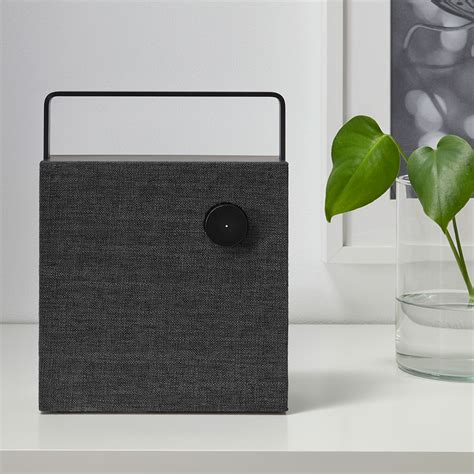 ikea launches its first ever range of bluetooth speakers