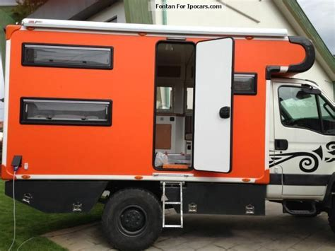 iveco daily sw  camper car photo  specs