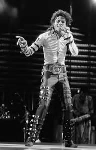 Michael Jackson Bad Tour Black