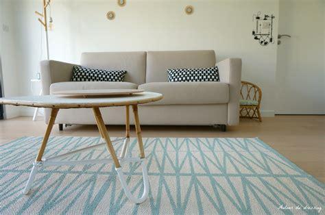 tapis  maison parallele