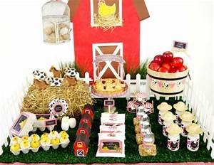 "Barnyard Farm Animals / Birthday ""A Joint Barnyard"