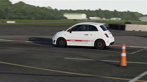 Fiat Abarth Top Gear by Forza Motorsport 6 2010 Fiat 500 Abarth Essesse Top Gear